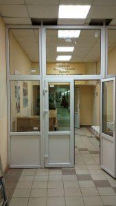 больница на Академика Байкова
